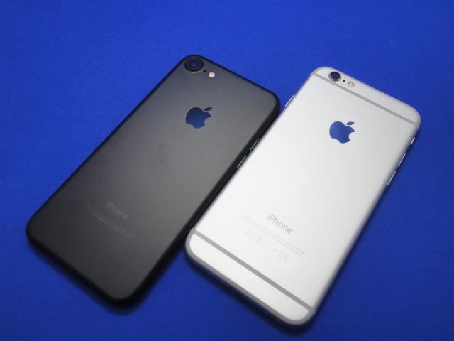 iPhone6 国内版SIMフリー