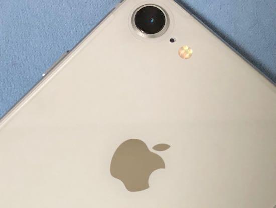 iPhone8アップ