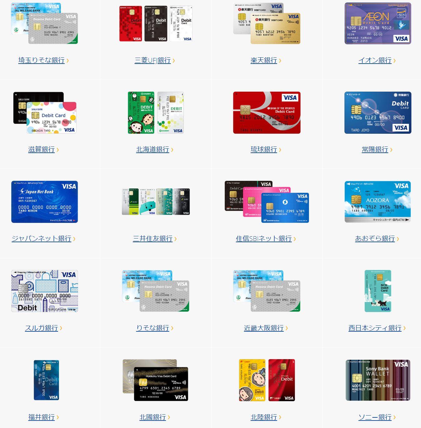 Amazonギフト券10,000円分をプレゼント!VisaデビットとVisaタッチ決済のキャンペーン実施中