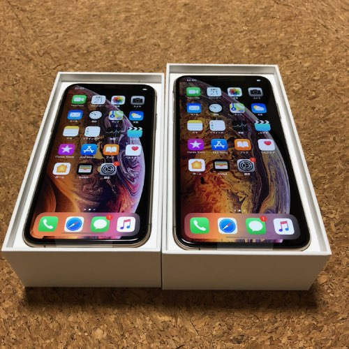 iPhoneXSMaxに機種変更でFaceIDが快適に!iPhoneXから変更してよかった ...