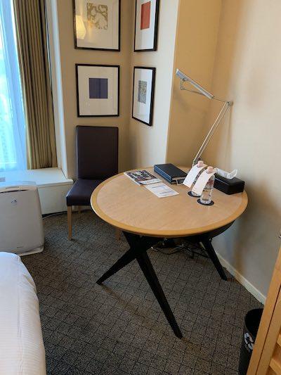 シェラトン都ホテル大阪デスク