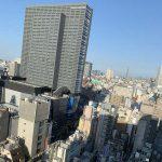 新宿プリンスホテル歌舞伎町景色昼