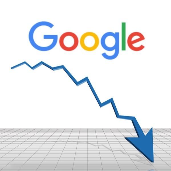 Googleアップデートの影響は深刻でPV数が激減!検索流入とGoogle砲のありがたさを改めて実感