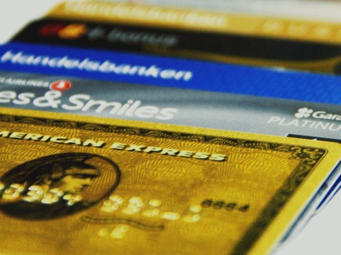 クレジットカード複数枚GOLD
