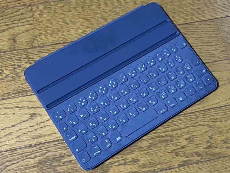Smart Keybord Folioキーボード側