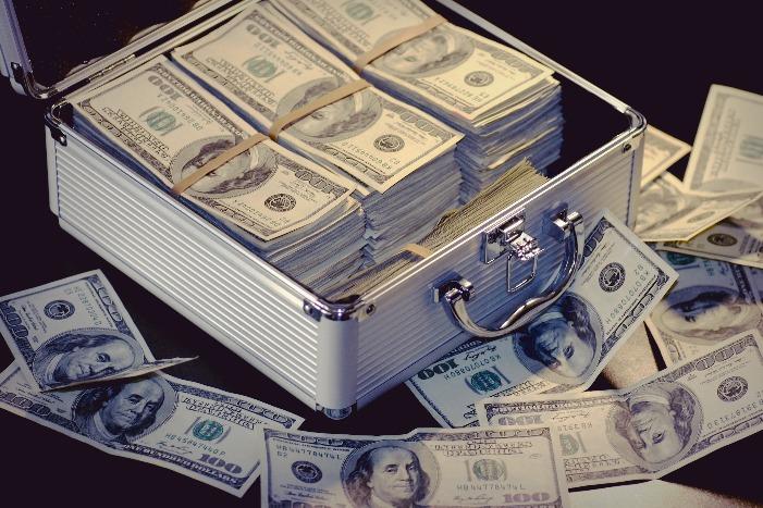 ドルの取引イメージ