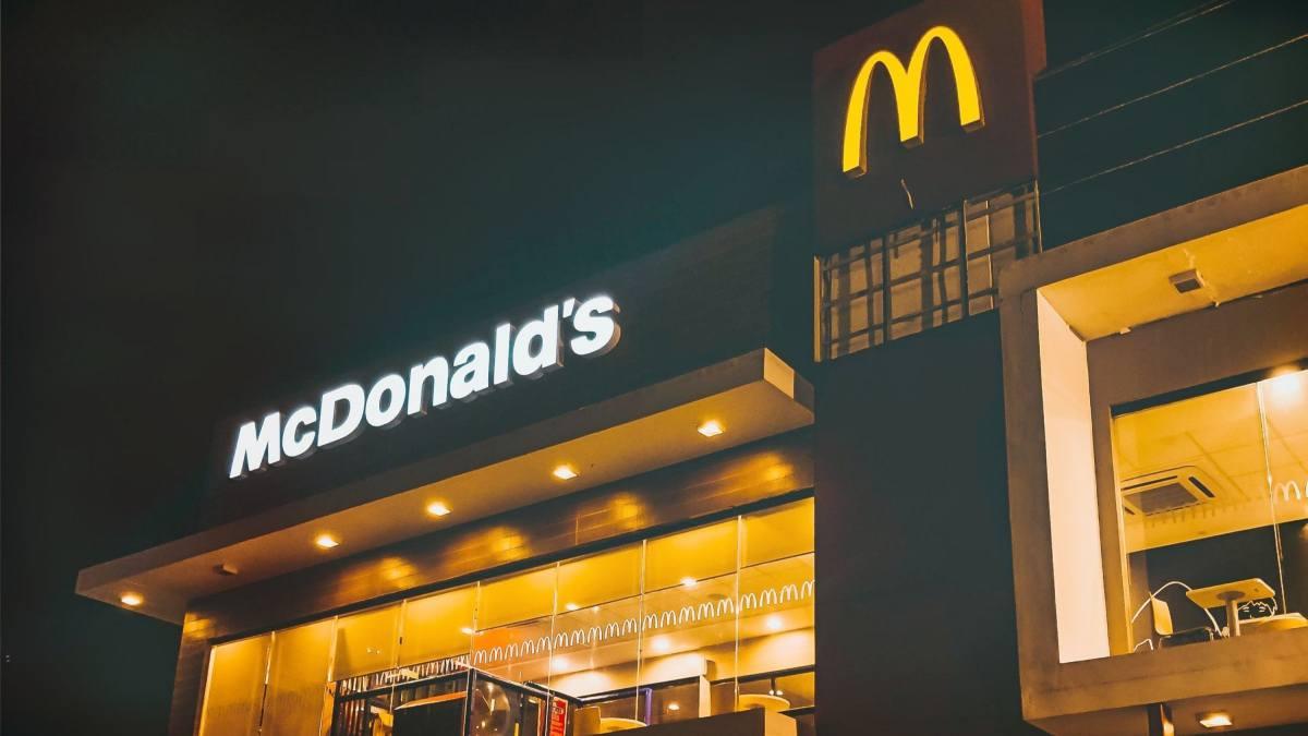 マクドナルド店舗イメージ