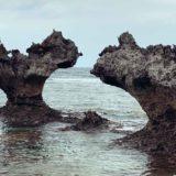 古宇利島ハート石
