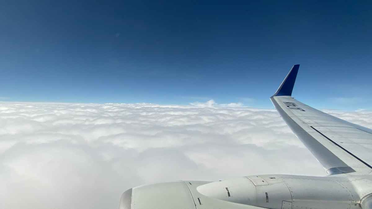 ANA航空券搭乗イメージ