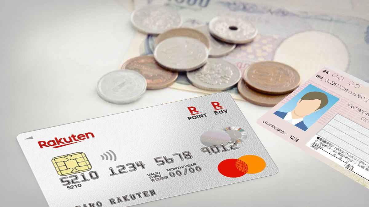 マイナポイントとクレジットカードイメージ
