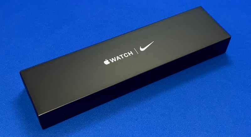 AppleWatchNikeSeries6外箱