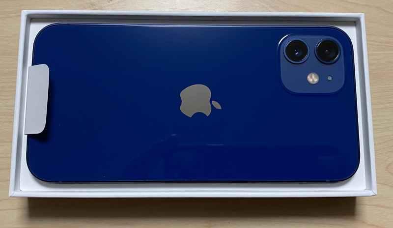 iPhone12カメラ側