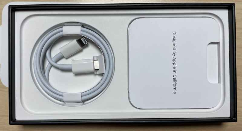 iPhone12Pro同梱品