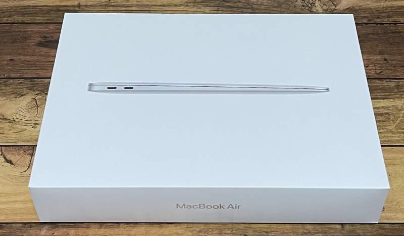 MacBookAirパッケージ