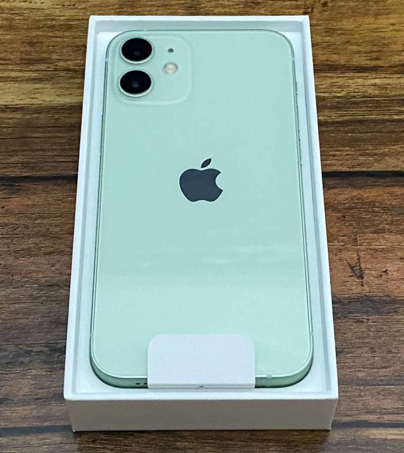 iPhone12mini中身