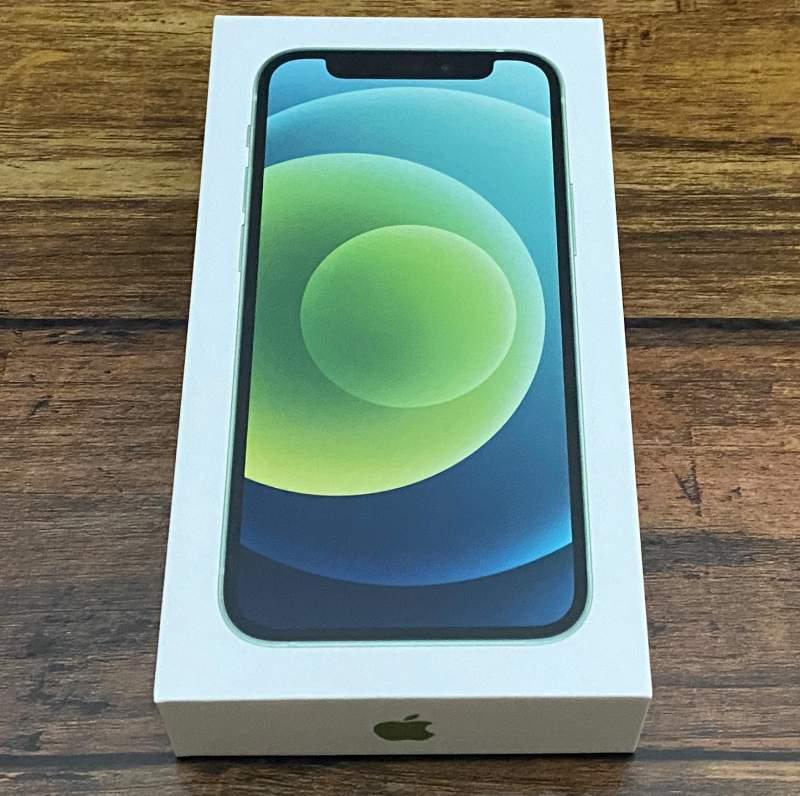 iPhone12mini外箱