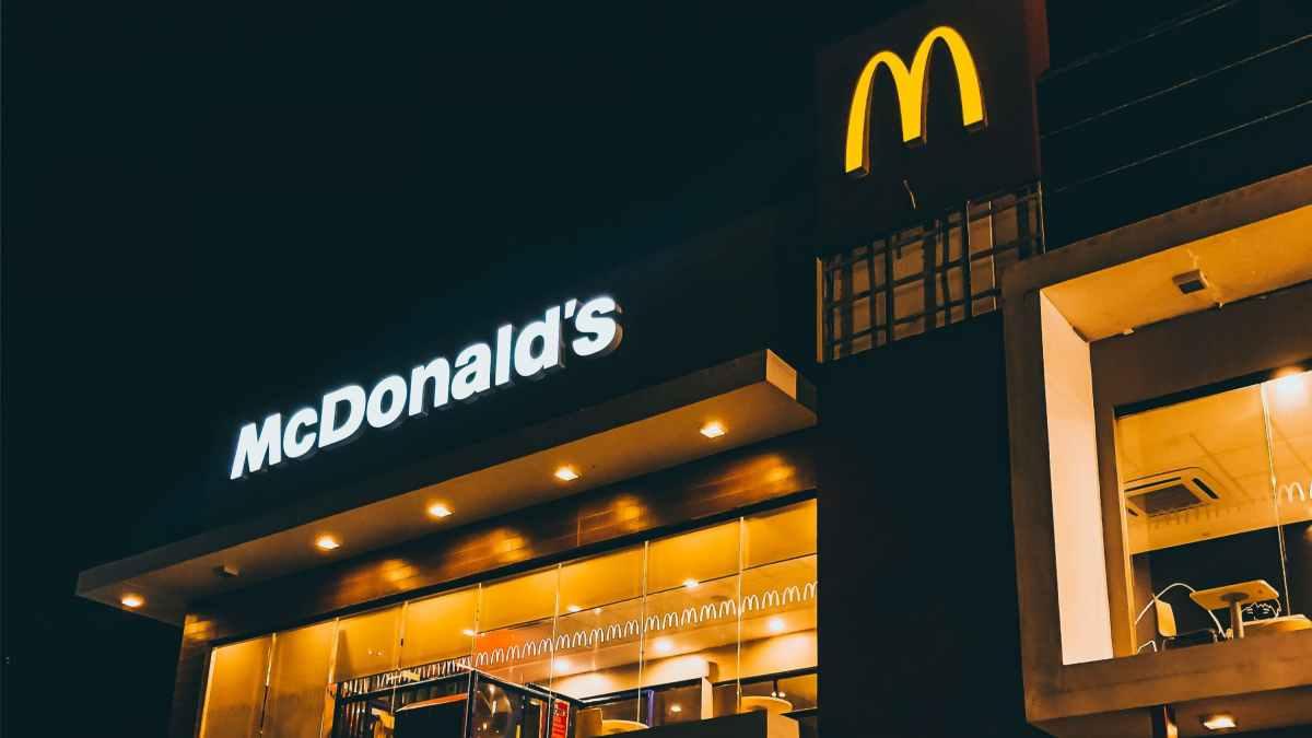 マクドナルドの店舗イメージ