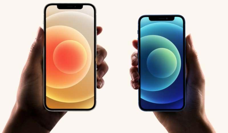 ワイモバイルiPhone12とiPhone12mini
