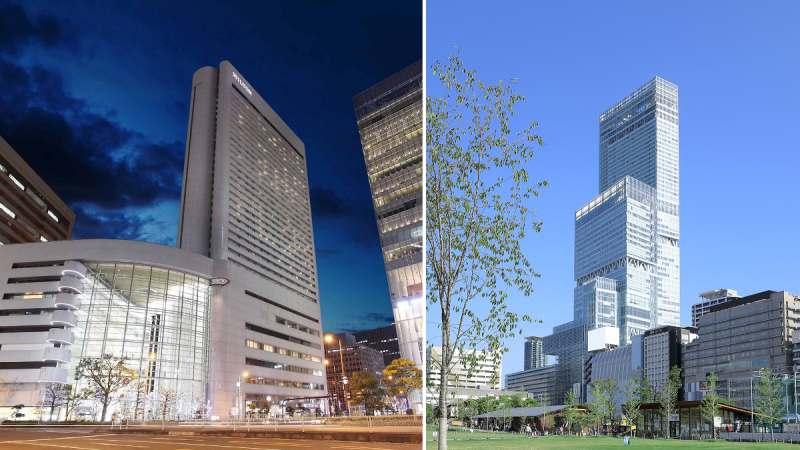 ヒルトンホテルとマリオットホテルの比較