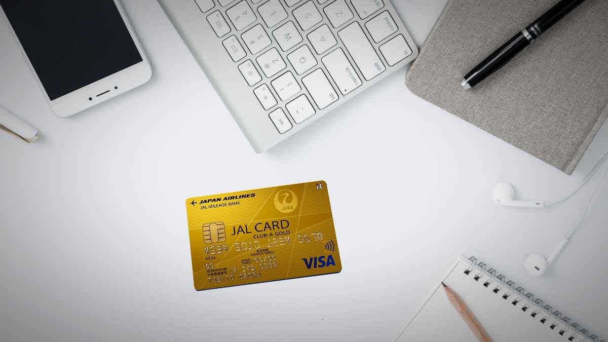JALカードCLUB-AカードとCLUB-Aゴールドカードのアイキャッチ