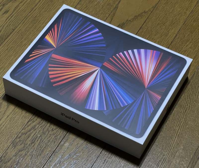 iPad Pro12.9インチパッケージ