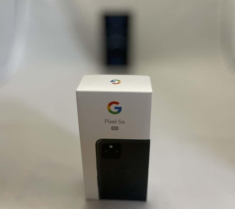 Pixel5aとiPhone12Proポートレート比較