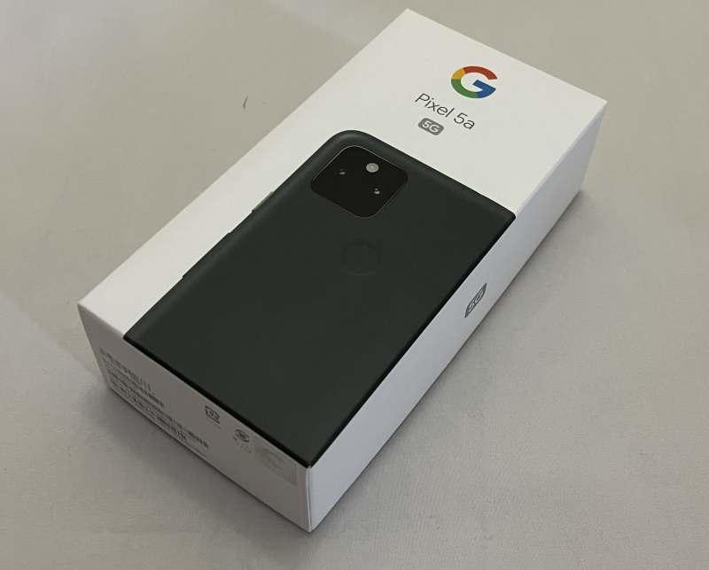 Pixel5a箱