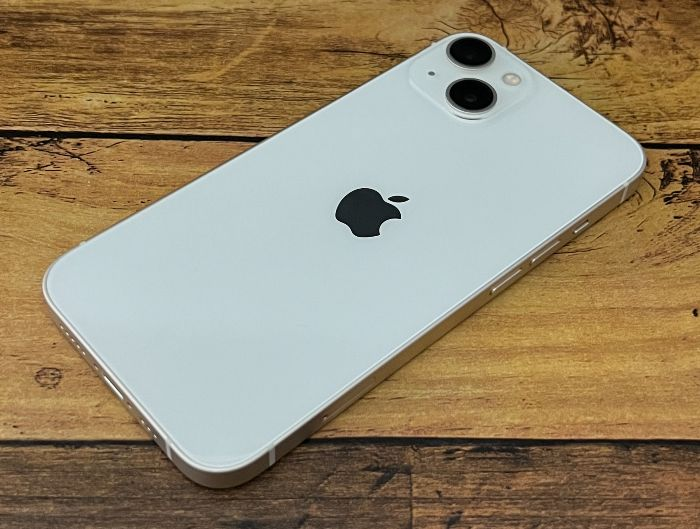 iPhone13本体カメラ側