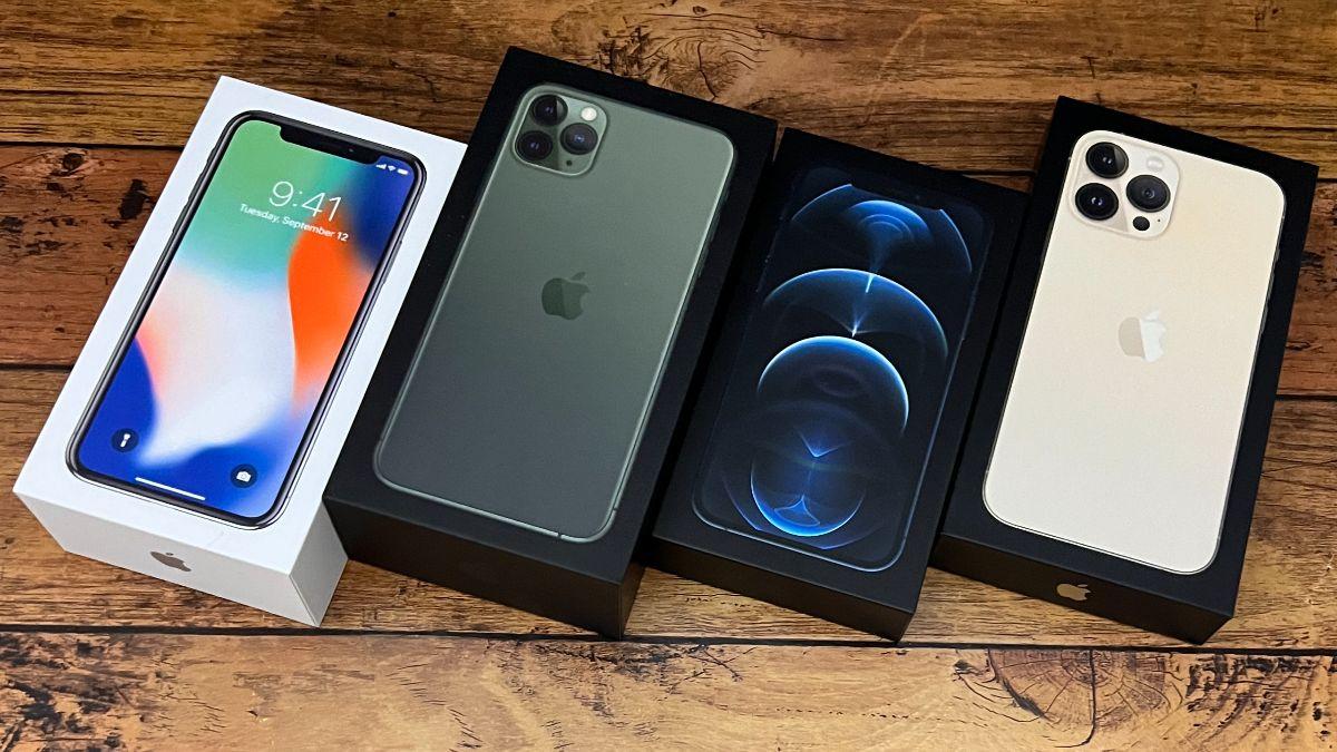 iPhoneの買い替え